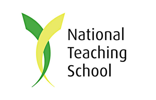 national teaching school logo